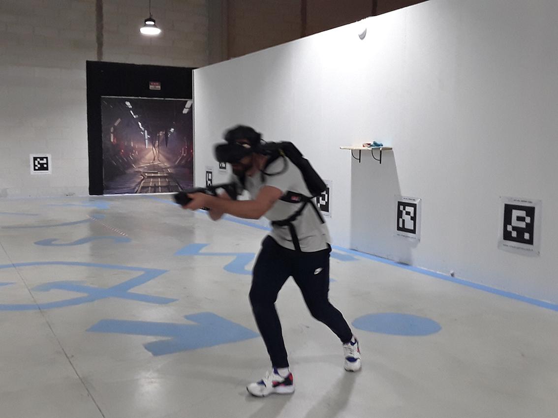 Compétition VR Corsica Arena