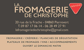 Fromagerie Christophe