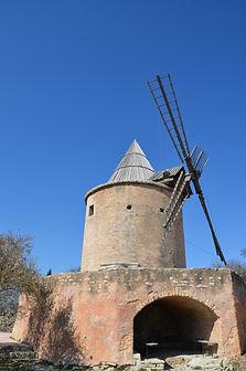 Les moulins de Goult