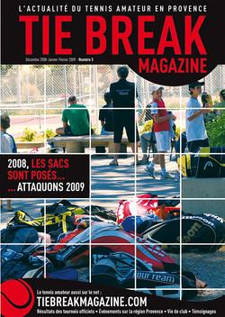TIE BREAK Magazine