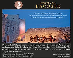 Festival Lacoste