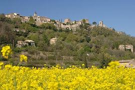 Le village de Ménerbes