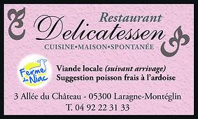Restaurant Delicatessen