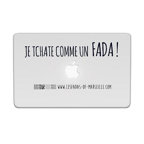 Visuel 5 pour façade d'ordinateur ou iPad - Les Fadas of Marseille