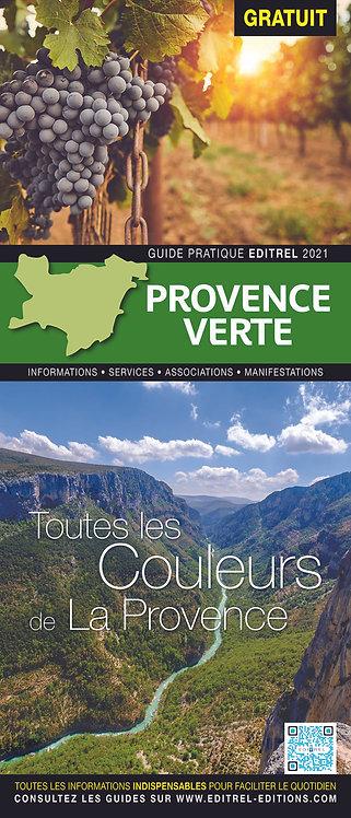 Guide Editrel Provence Verte