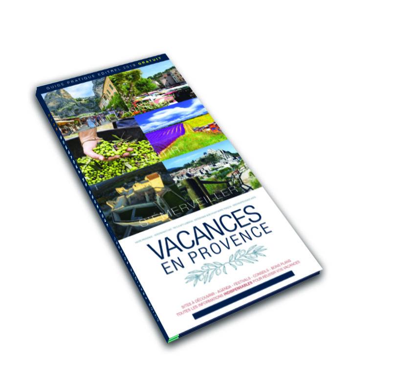 Guide Editrel Vacances en Provence