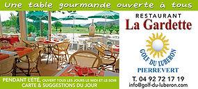 Restaurant La Gardette