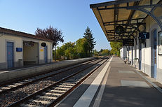 Gare de Manosque