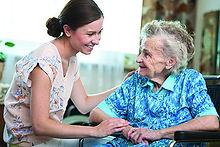 Trouver une aide soignante