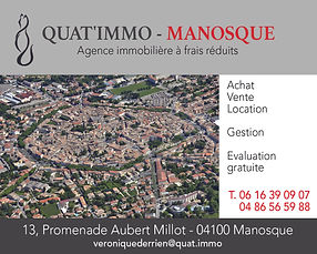 Quatimmo Manosque