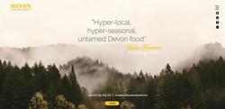 Devon Food Movement - Original