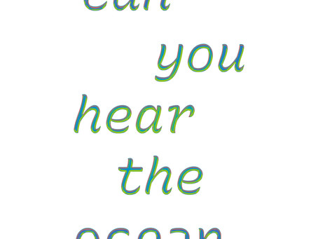 Inaway: Can you hear the ocean