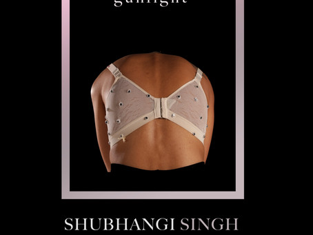 SHUBHANGI SINGH: Bringing a Poem to a Gunfight