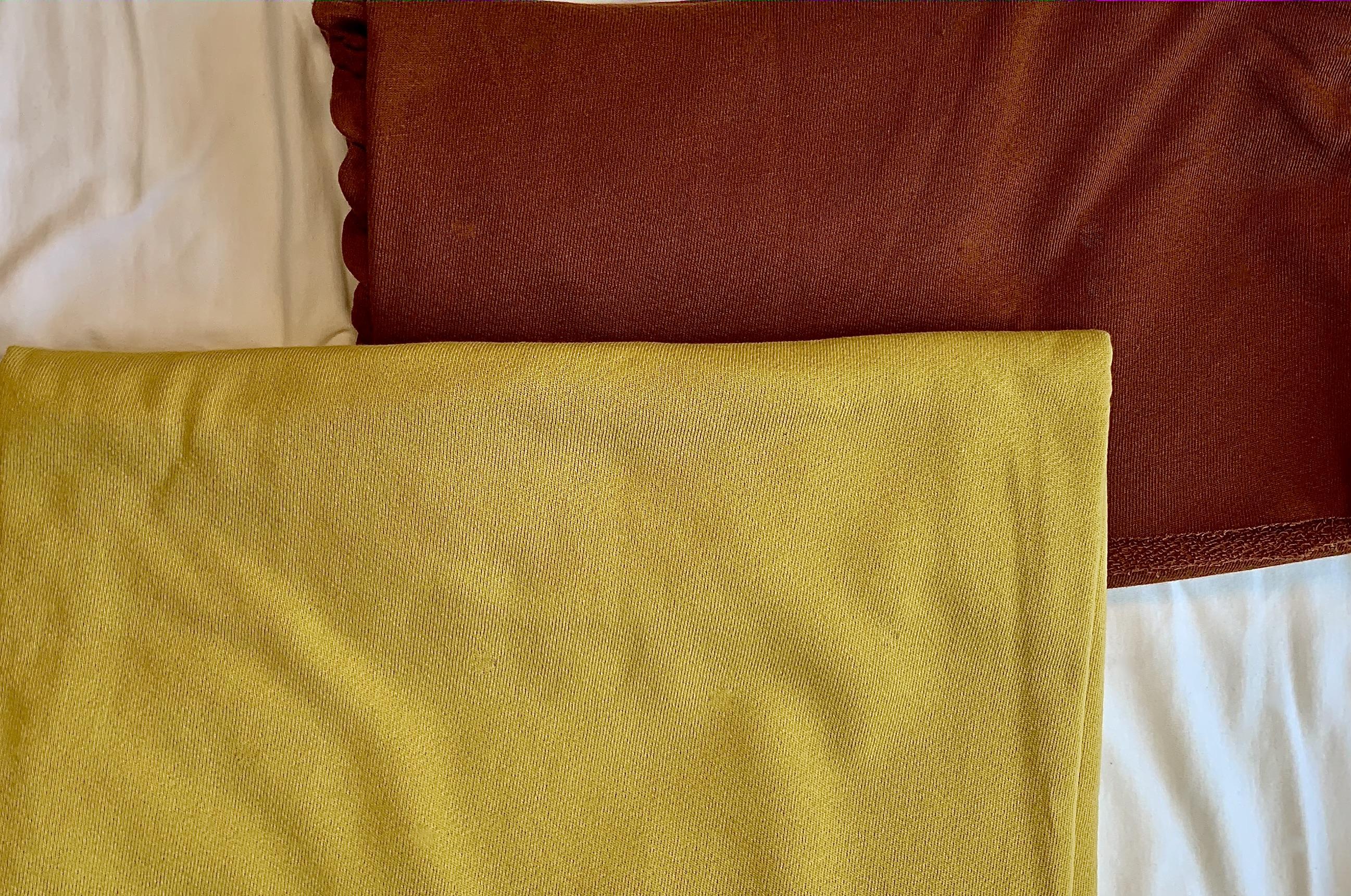 Autumnal & Mustard