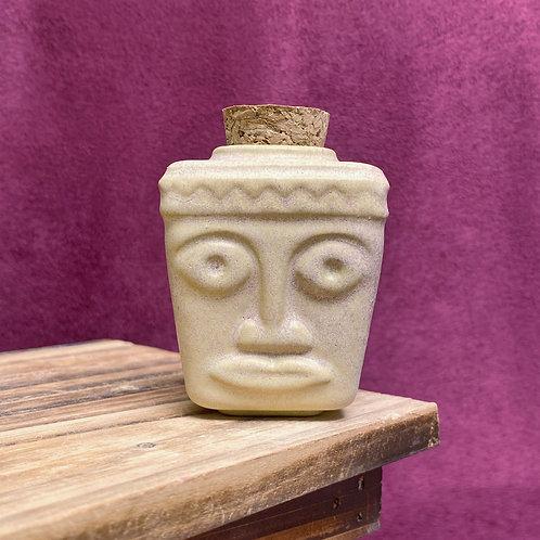 Tan Spirit Pot