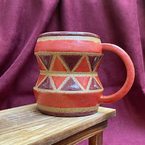 Red Drum Mug