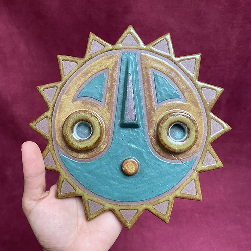 Bwa Mask Wall Hanging