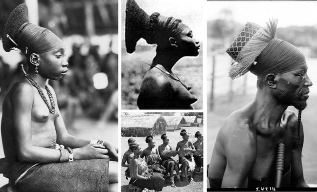 Cranial Alteration : The Mangbetu