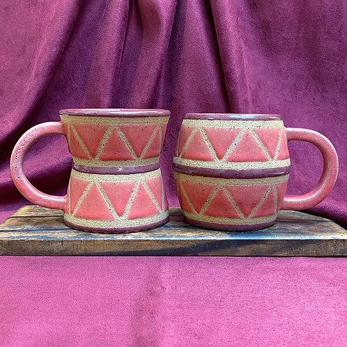 Red Drum Mug Set