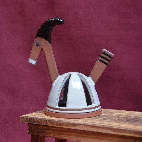 Antelope Incense Burner