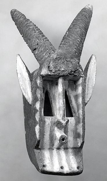 African Masks : Lost in Translation