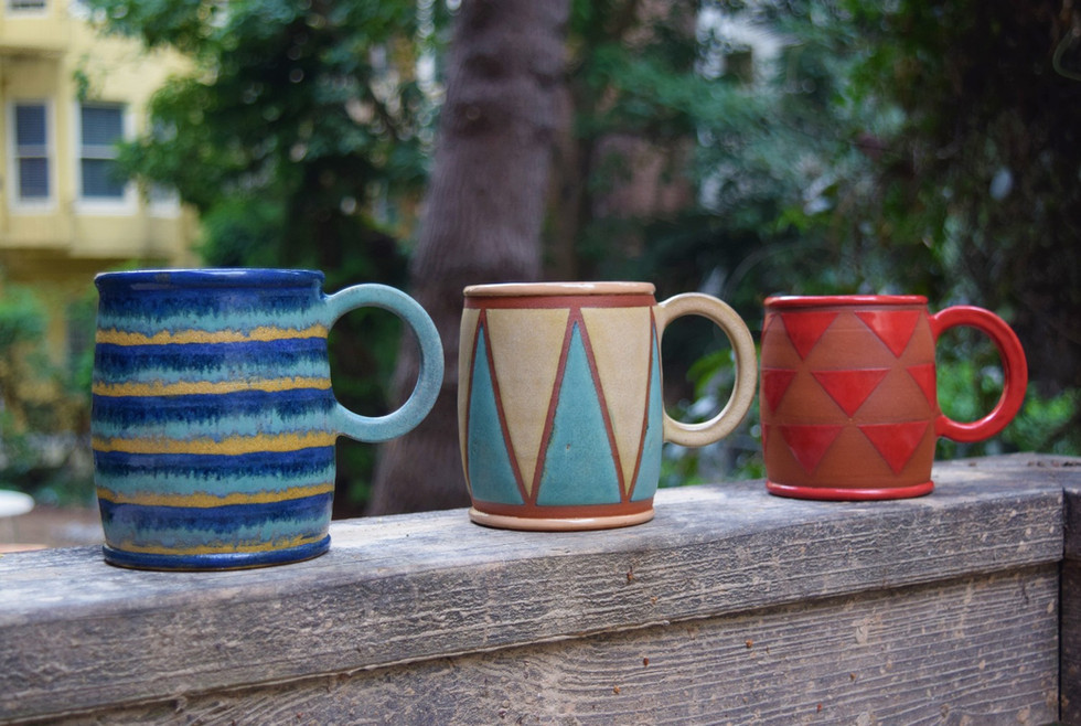 Set of Mugs