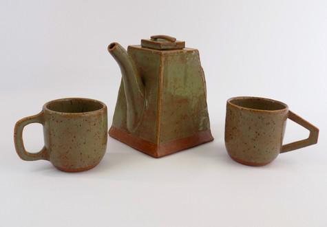 Autum Tea Set