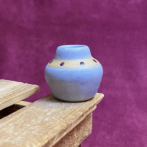 Miniature Clay Pot
