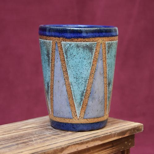 Blue Drum Cup