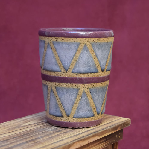 Purple Drum Cup