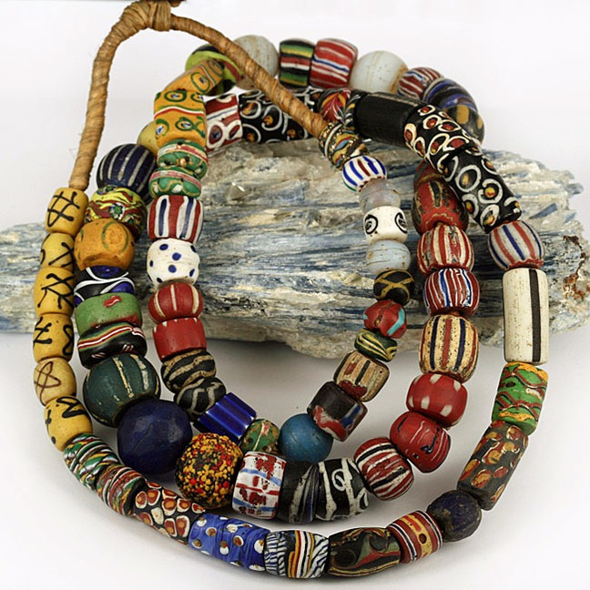 The Rise and Fall of Slave Beads