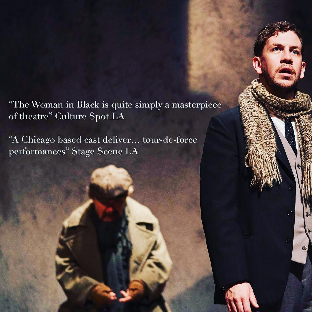 The Woman In Black, US Tour