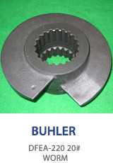Buhler DFEA-220 Worm