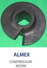 Almex compression worm
