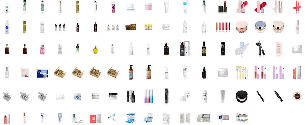 Korean Cosmetics Portfolio