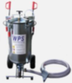 WPS-Mörtelpumpe