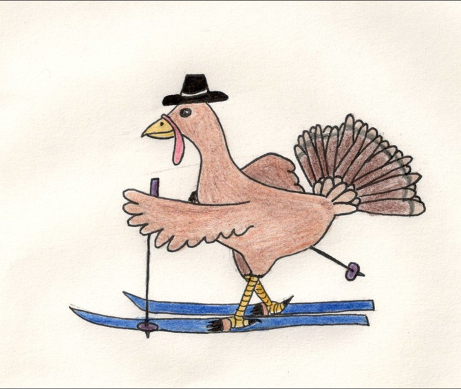 Happy T-day everyone!