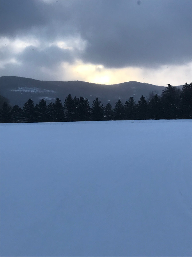 100% open groomed today with another inch of fresh ovenight