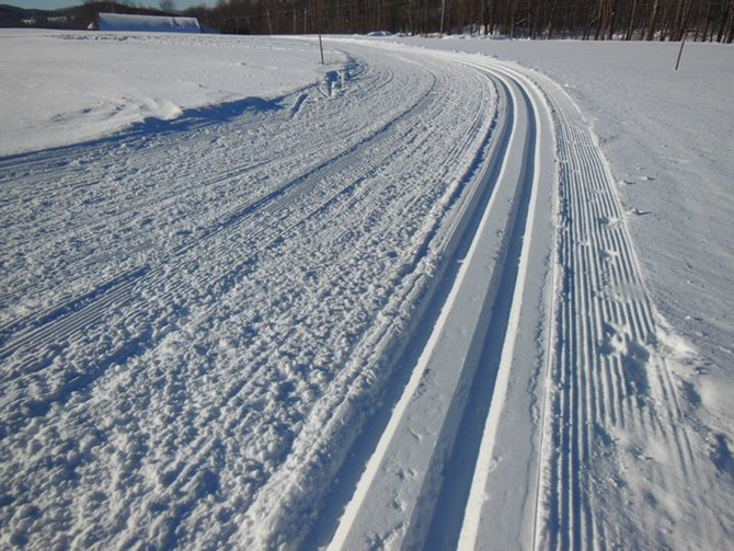 Open today with 25KM of great skiing, riding and snowshoeing!