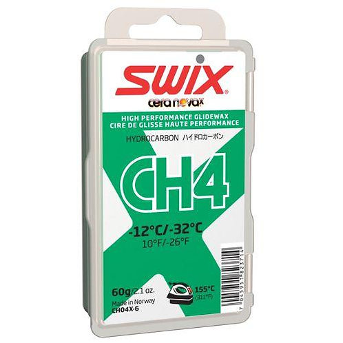 SWIX CH4 GREEN -26F to 10F (-32C to -12C)