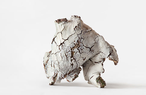 Perspectives of Time 38x40x20 Stoneware_