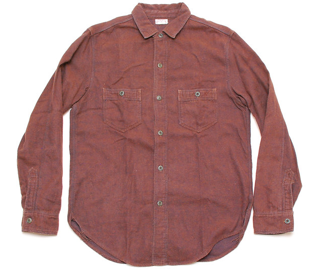 Freewheelers Union Special Cotton Flannel Shirt L