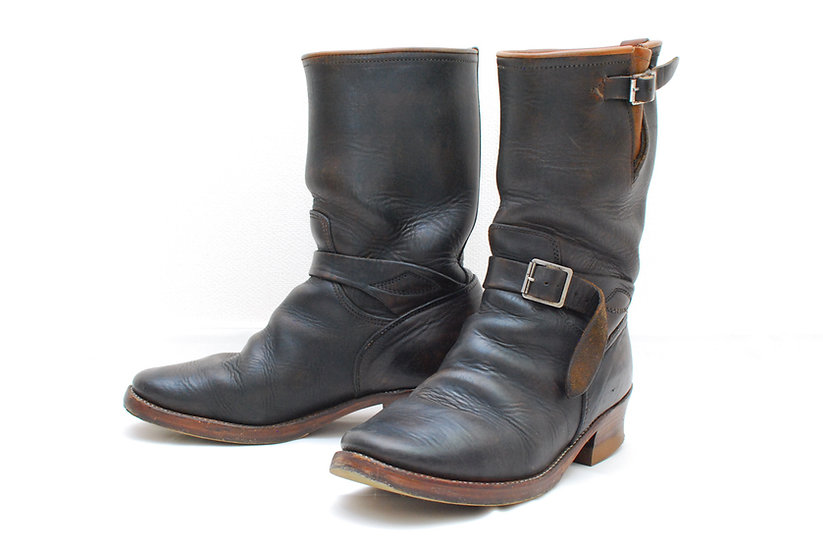 Mister Freedom Road Champ Engineer Boots 10