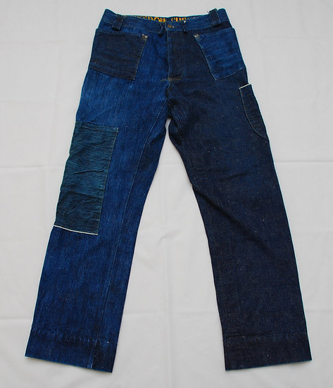 Mister Freedom 7161MD Sugar Cane 50% x Cotton 50% Pants W32