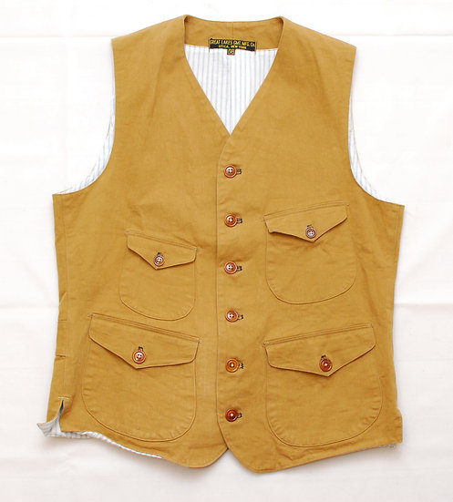 Freewheelers Trailblazer Vest 38