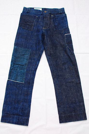 Mister Freedom 7161MD Sugar Cane 50% x Cotton 50% Pants W31
