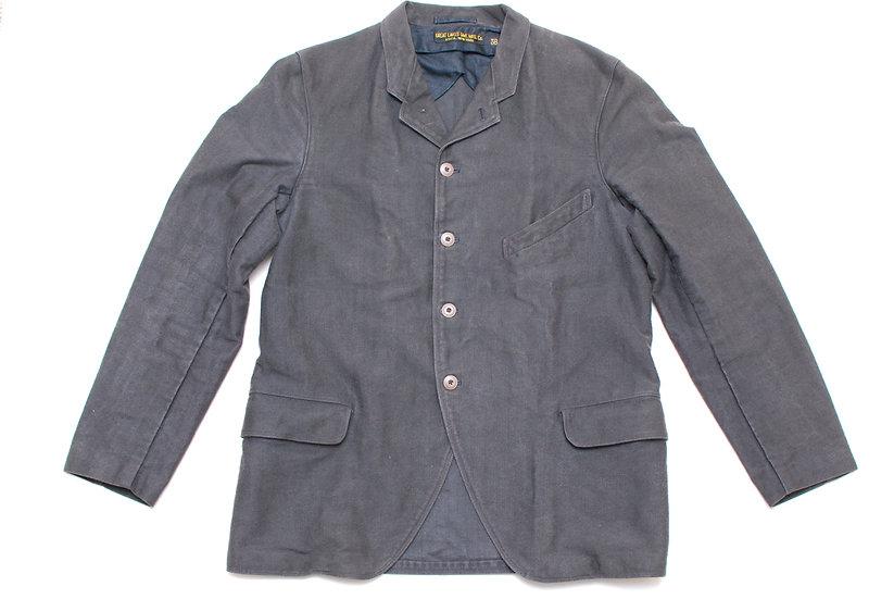 Freewheelers Jackson Sack Coat Jacket Black 38
