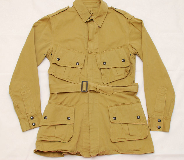 Buzz Ricksons Parachute Jumper Coat Jacket 36