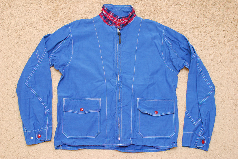 Mister Freedom Breezer Jacket Blue 42