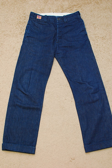 Mister Freedom Frontier Chinos w32 denim pants